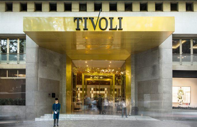 Tivoli Avenida – Lobby